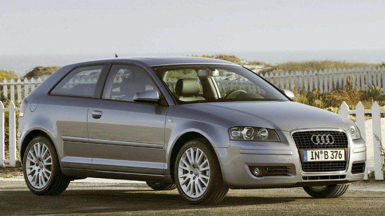 Audi A3 1.6 Attraction (8P) '06
