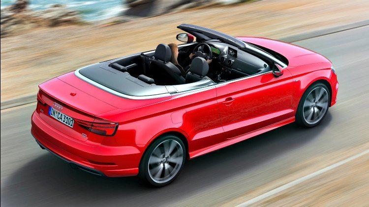 Audi A3 Cabriolet 35 TFSI  Pro Line S Tronic (8V) '19
