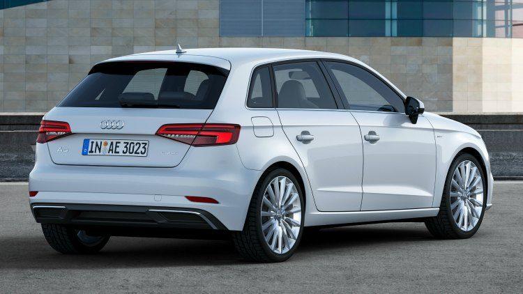 Audi A3 Sportback e-tron (8V) '16