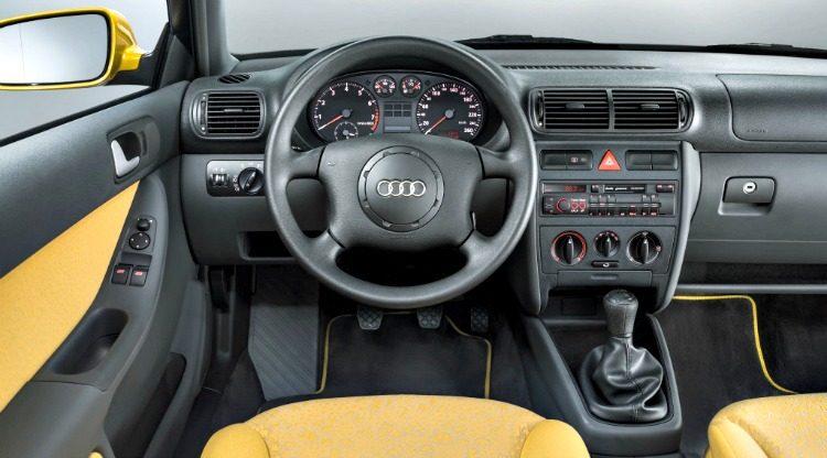 Audi A3 (8L) '96