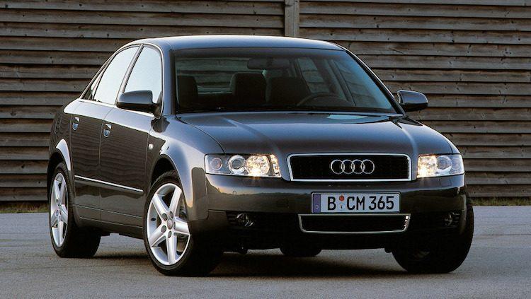 Audi A4 Limousine 2.4 5v (B6) '04