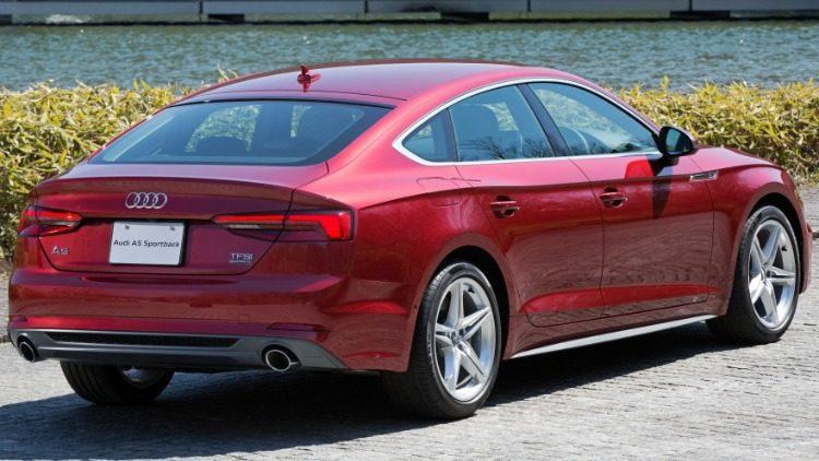 Audi A5 Sportback 2.0 TFSI quattro S-Line (B9) '19