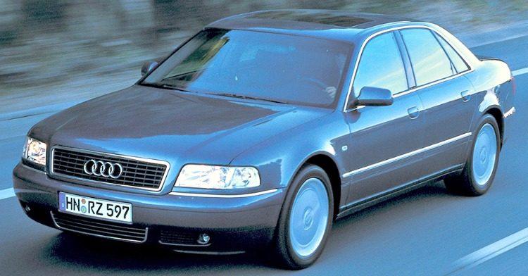 Audi A8 3.7 5v Pro Line (D2)