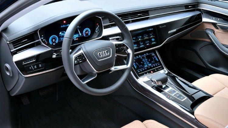 Audi A8 60 TFSI quattro (D5) '19