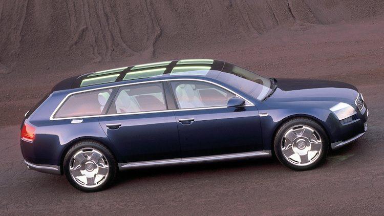 Audi Avantissimo Concept '01