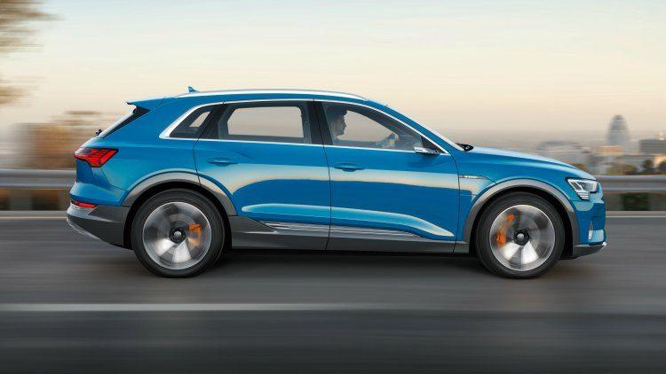 Audi e-Tron '19