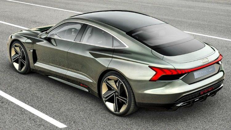 Audi e-tron GT Concept '18