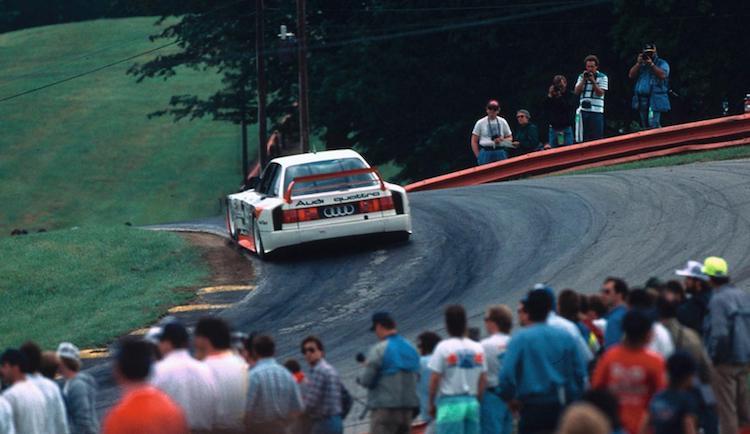 Hoe deze Audi 90 Quattro héél Amerika vernederde