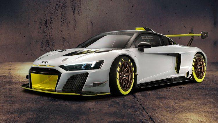 Audi R8 LMS GT2 '19