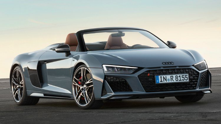 Audi R8 V10 Performance Spyder '19