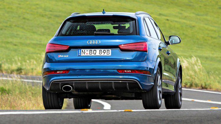 Audi RS-Q3 Performance (8U) '16