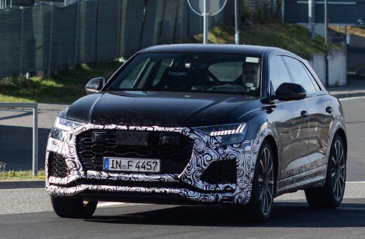 Audi neemt de RS Q8 mee naar LA volgende week