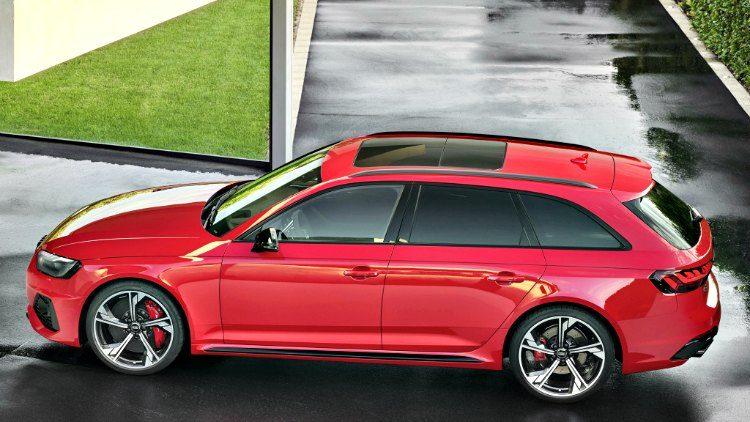 Audi RS4 Avant (B9) '19