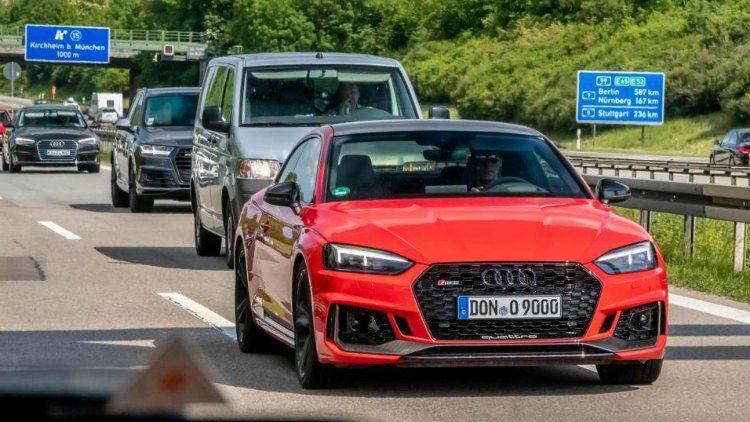 Audi RS5 (B9) '18