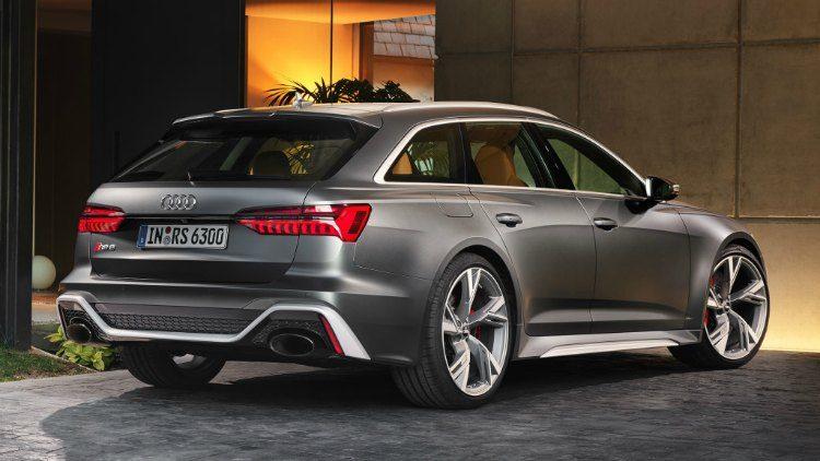 Audi RS6 Avant (C8) '19