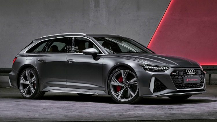 Audi RS6 Avant '19