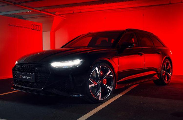 Audi RS6 Avant velgen