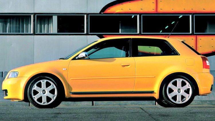 Audi S3 (8L) '01