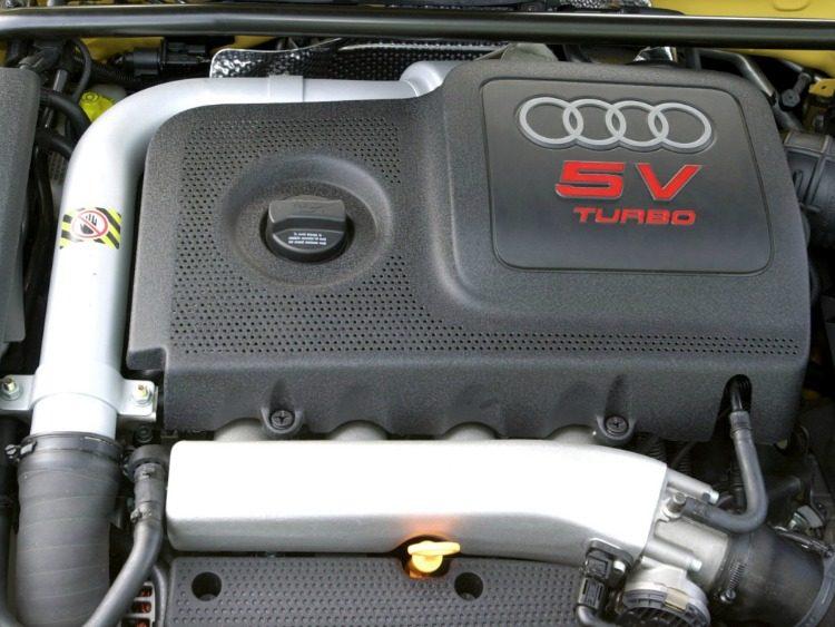 Audi S3 (8L) '99