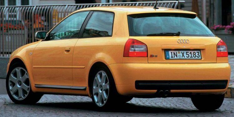 Audi S3 (8L) '02