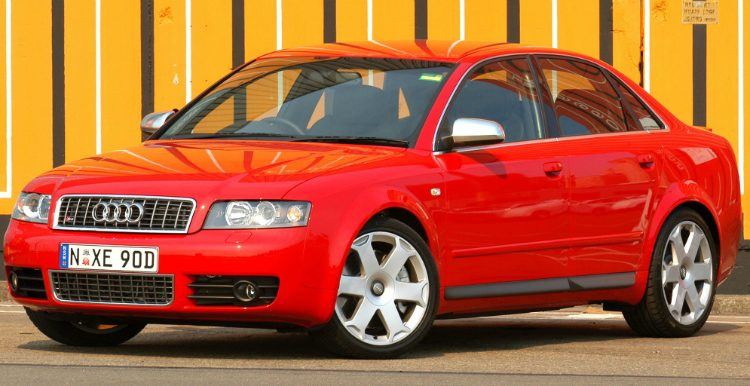 Audi S4 (B6) '04