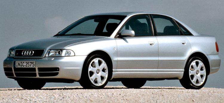 Audi S4 (B5) '00