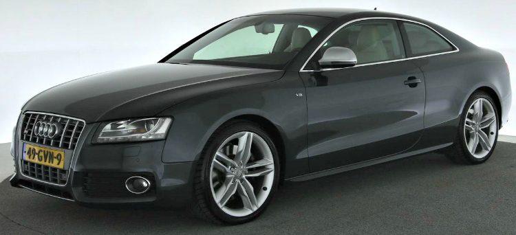 Audi S5 Coupé '08
