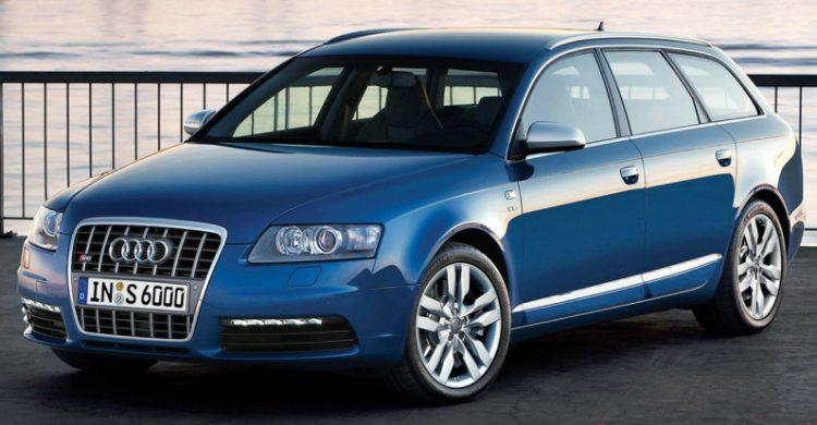 Audi S6 Avant (C6) '08
