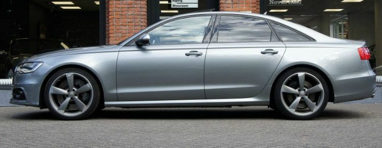 Audi S6 Limousine (C7) '13