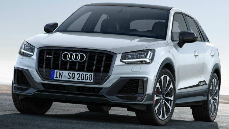 Audi SQ2 '19