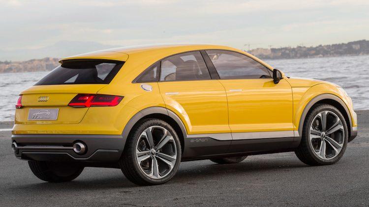 Audi TT Offroad Concept '14