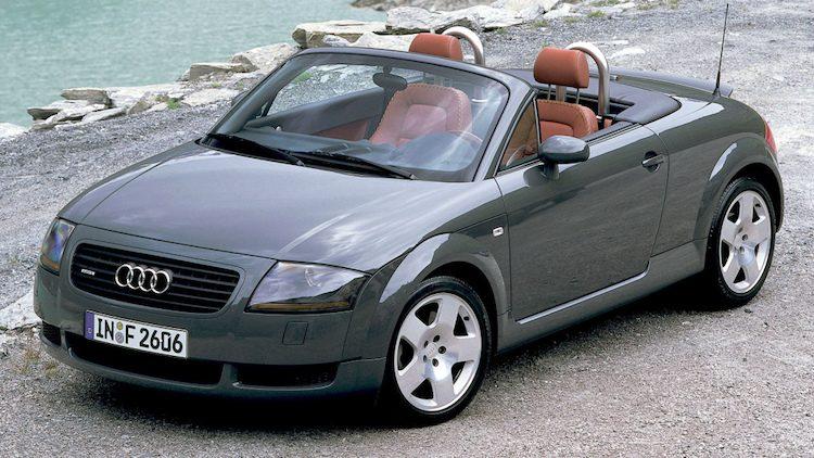 Audi TT Roadster 1.8T quattro (8N) '99