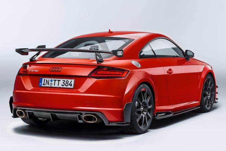 Audi TT RS Coupé Performance Parts (8S) '17