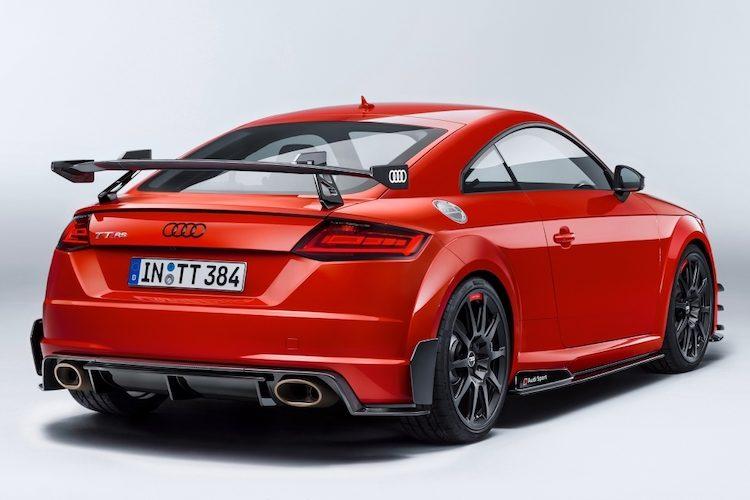 Audi TT RS Coupé Performance Parts (8S) '17