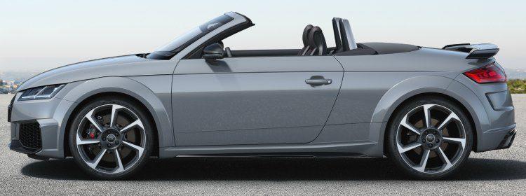 Audi TT-RS Roadster (8S) '19