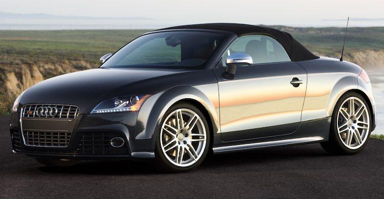 Audi TTS Roadster (8J) '08