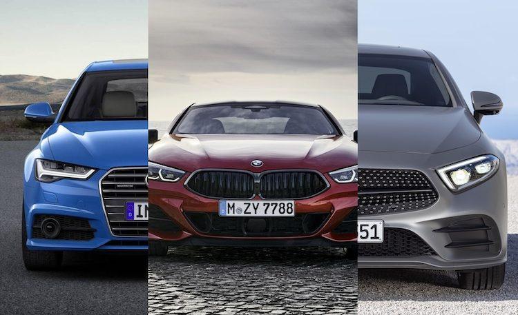 Audi, BMW & Mercedes: wie verkocht het meest in 2018?