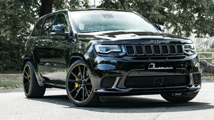 B&B Automobiltechnik Jeep Grand Cherokee SRT Trackhawk '19