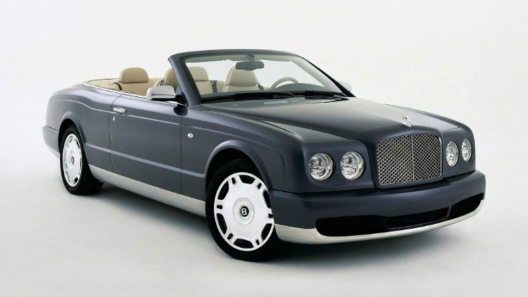 Bentley Arnage Drophead Coupe Concept