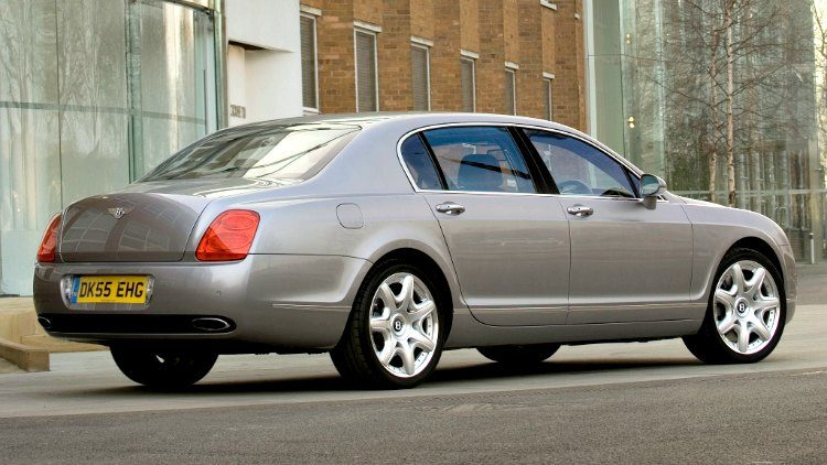 Bentley Continental Flying Spur '05