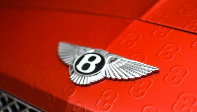 Bentley Continental Gucci