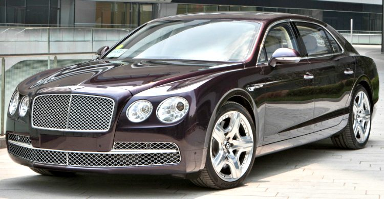 Bentley Flying Spur '13