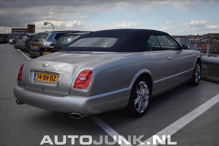 9 belachelijke dikke Bentley's op Nederlands kenteken