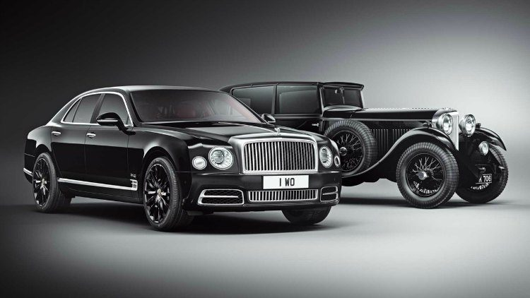 Bentley Mulsanne W.O. Edition '19