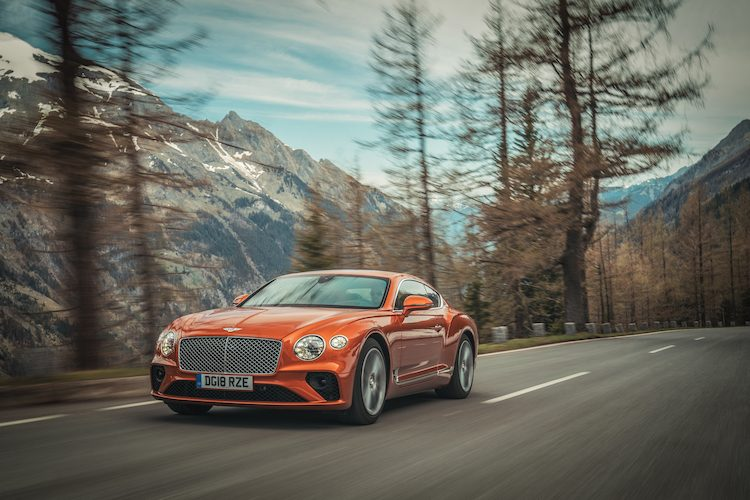 Bentley denkt dat Continental GT sneller is dan een Turbo S