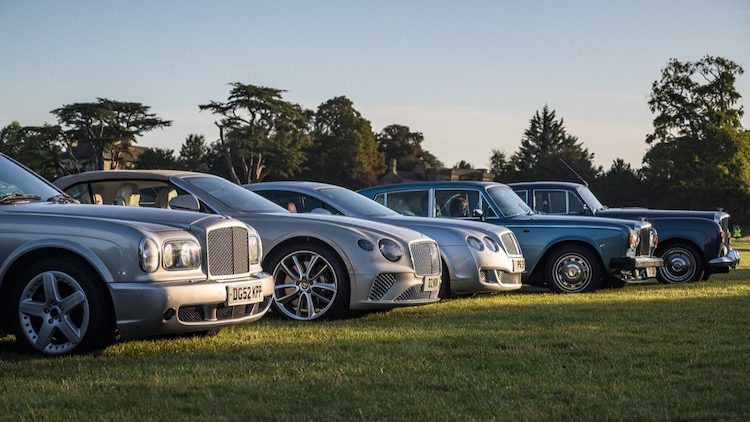 Bentley meeting