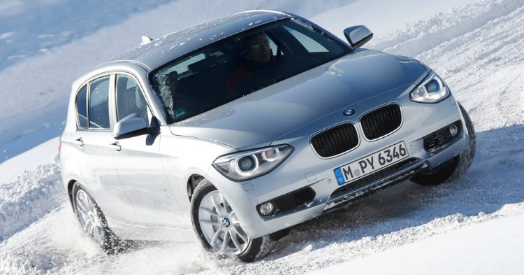 BMW 118d xDrive (F20) '12