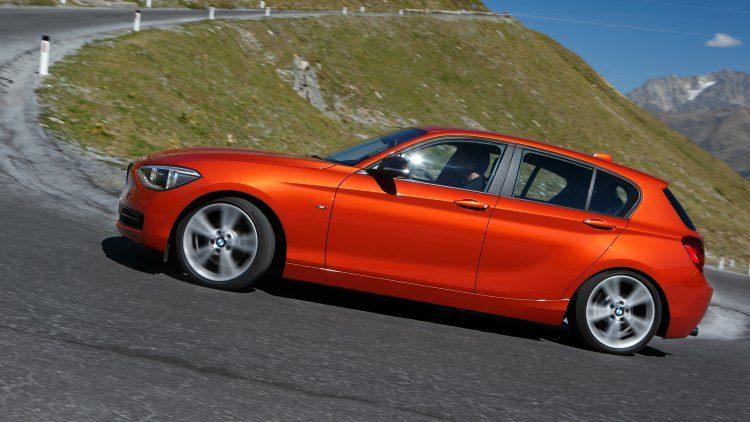 BMW 118d xDrive (F20)