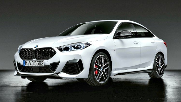 BMW 2 Serie Gran Coupé M Performance Parts '20