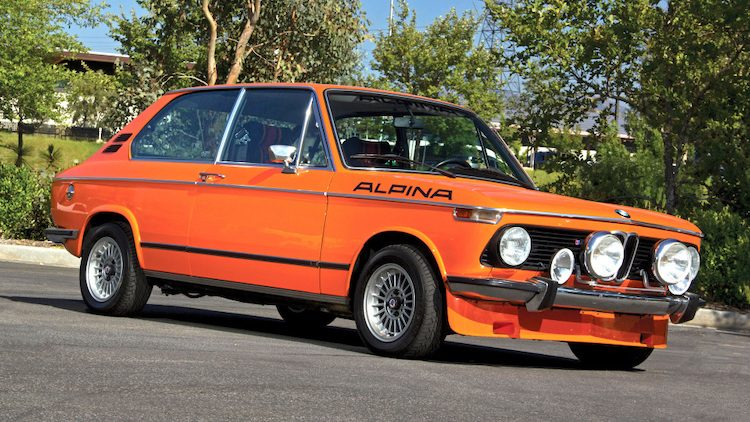 BMW 2002 tii Touring by Alpina (E6) '74